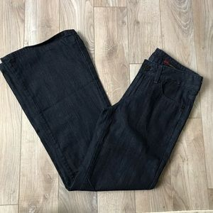 EUC AG Adriano Goldschmied the Mona flare jeans